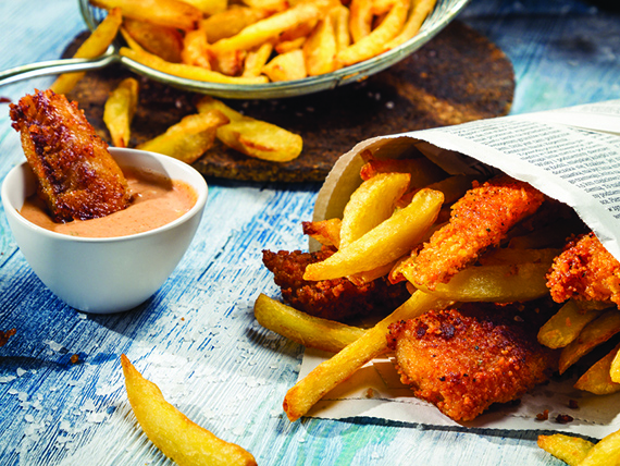 i cibi fritti possono causare sudorazione eccessiva