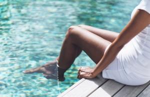 gambe pesanti d'estate che fare?