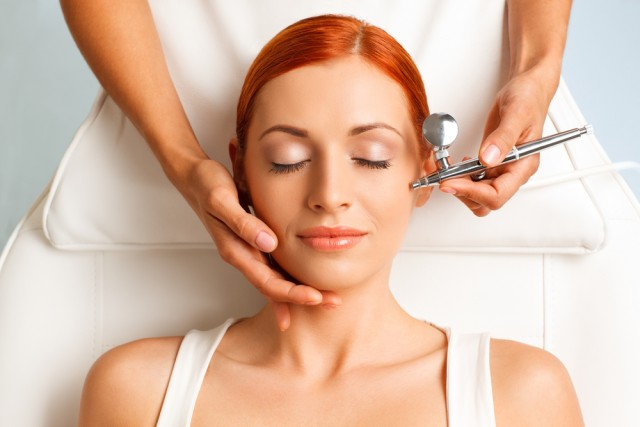i benefici dell'ossigenoterapia per il viso