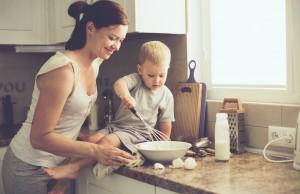 gestione el tempo con i figli