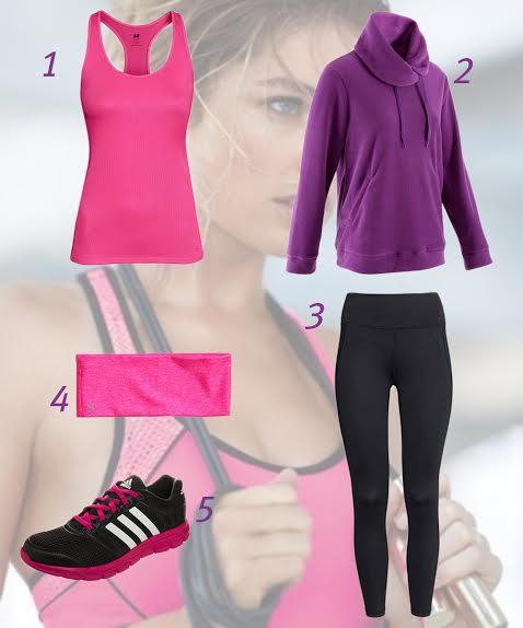 come vestirti per fare sport run