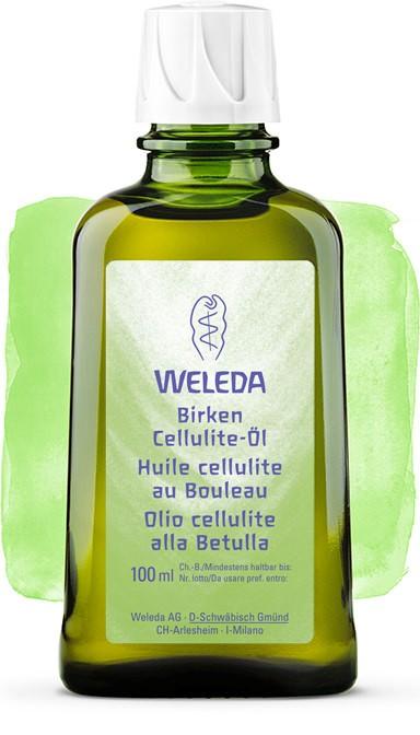 creme anticellulite weleda olio massaggio