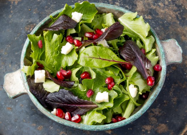 insalata, alimento estivo per la tua dieta