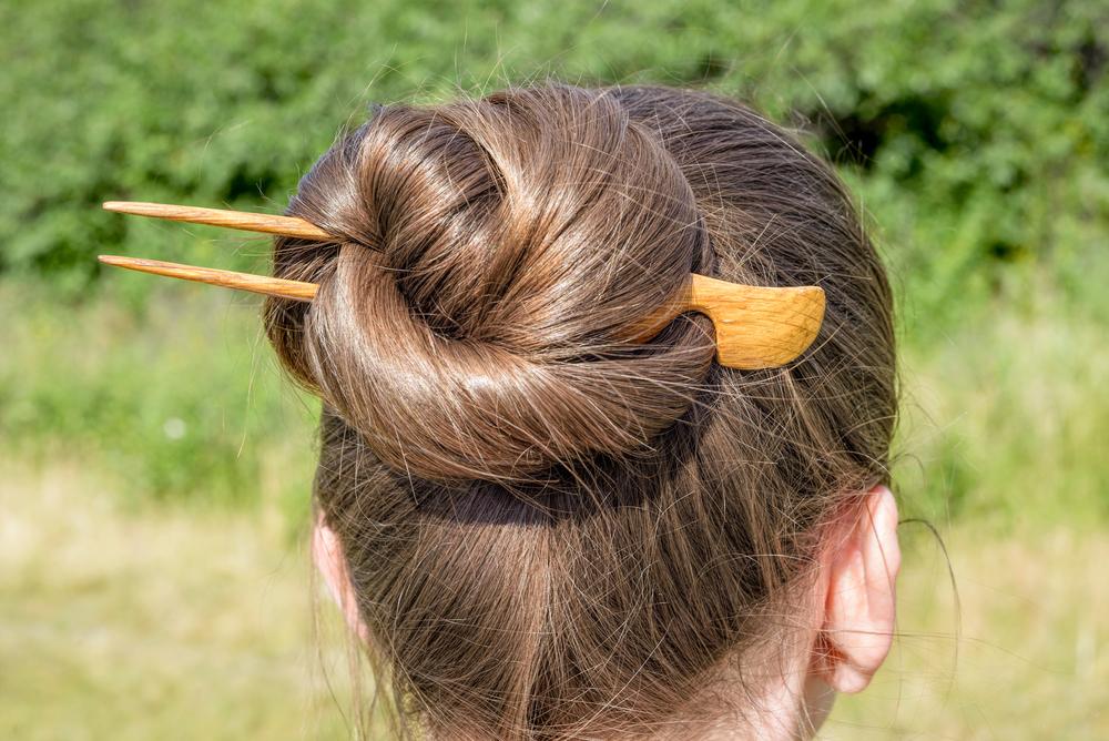 legarsi i capelli per prtoeggerli