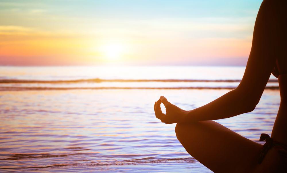 mantra per rilassarsi a dieta