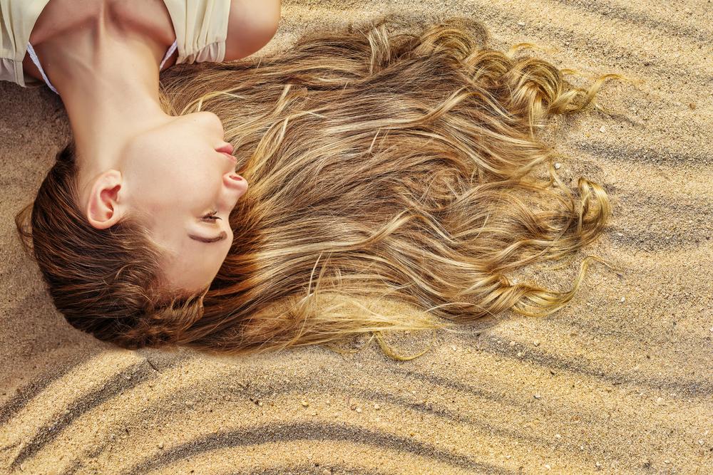 capelli al sole