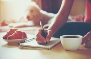 per dimagrire scrivi un diaro alimentare