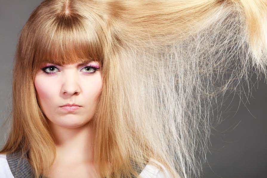 Taglio di capelli sbagliato