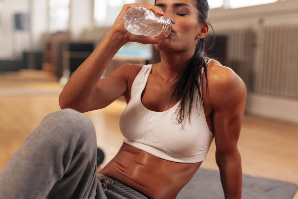 bevi solo acqua per perdere peso