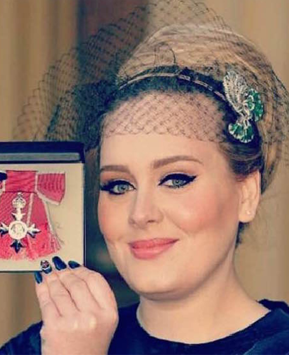 Adele dieta vegetariana