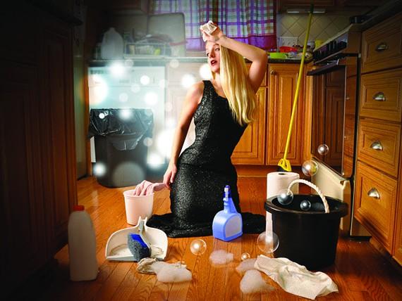 i consigli per pulire e riordinare la cucina