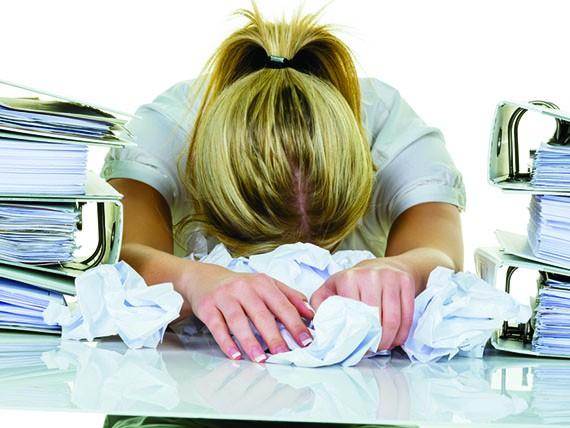 piano di lavoro per fare le pulizie