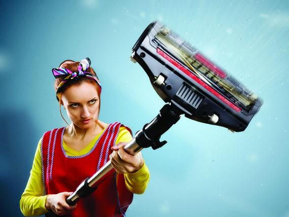come pulire bene e spolverare i mobili