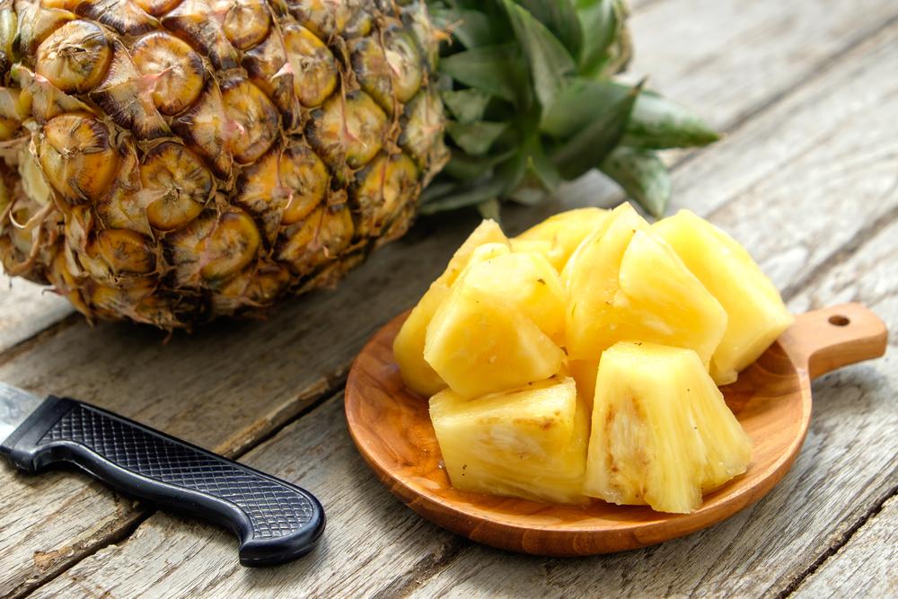come scegliere l'ananas perfetto