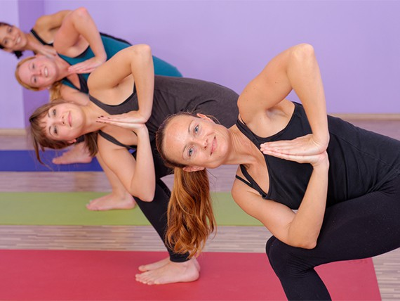 bikram tipi di yoga