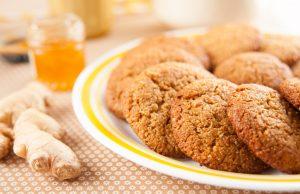 ricette biscotti di natale: biscotti allo zenzero