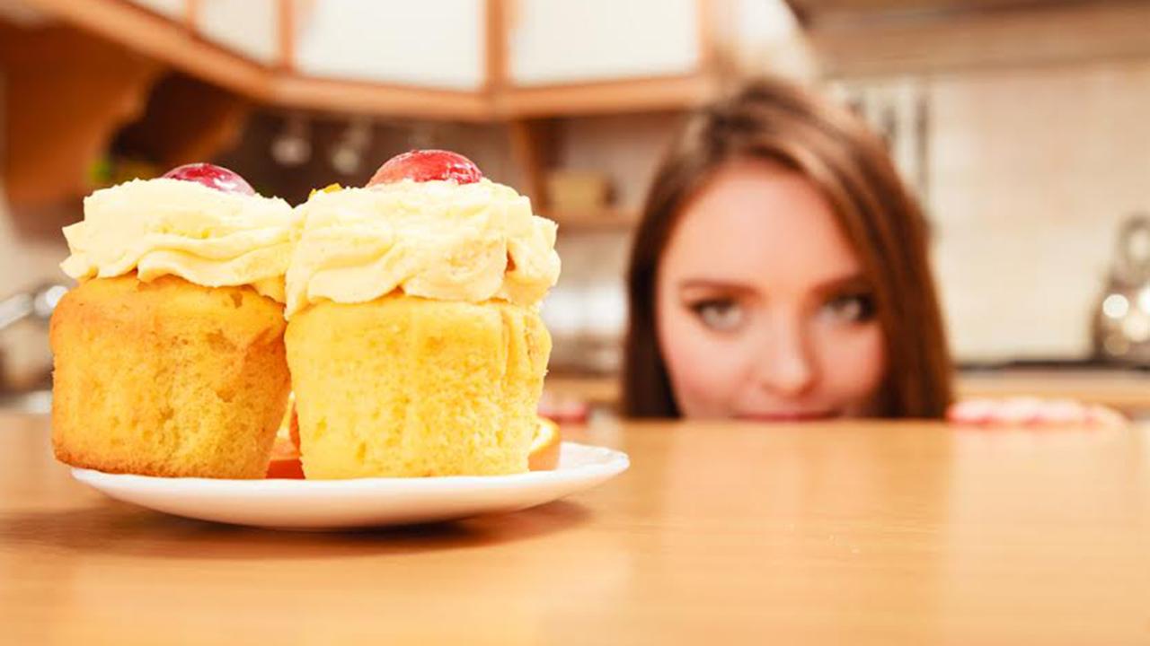 come resistere ai dolci quando hai il ciclo