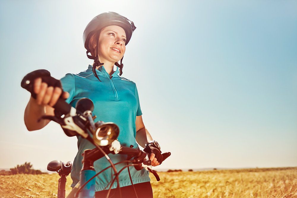 ciclismo per combattere invecchiamento