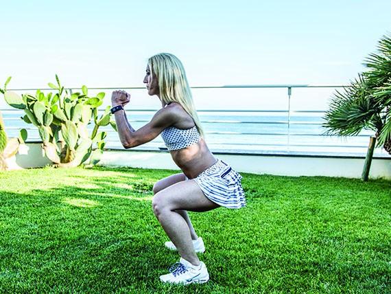 esercizi gambe snelle