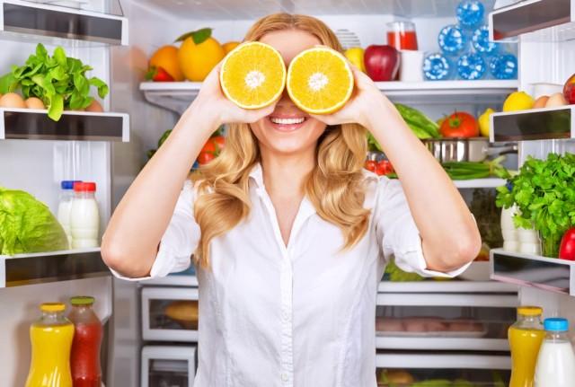 conservare alimenti in frigo e freezer