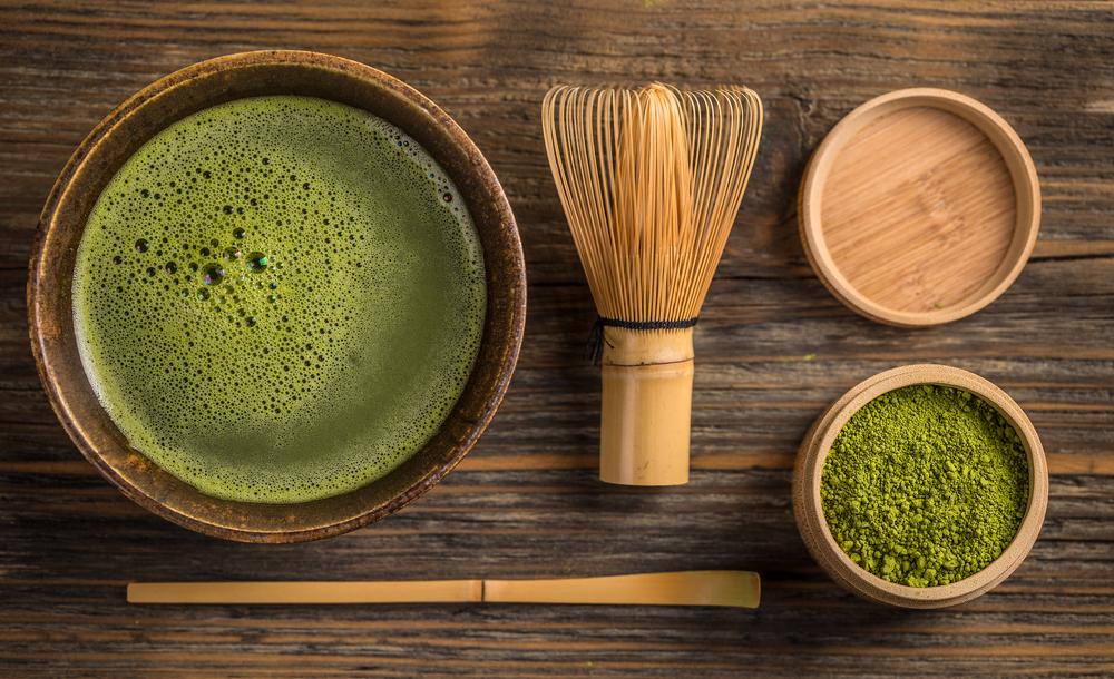fare un tonico in casa a bas di tè verde