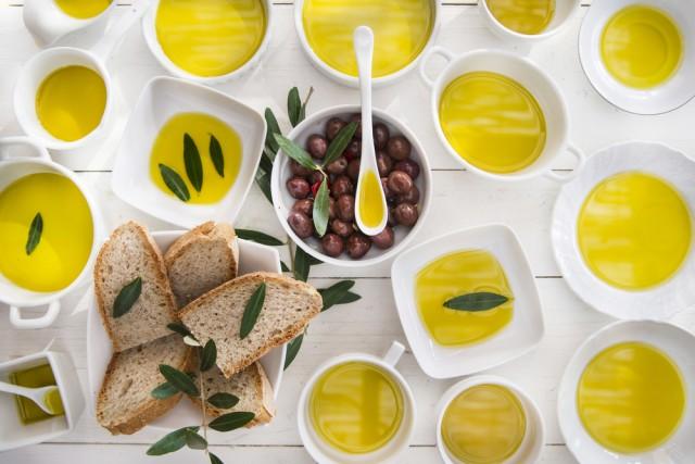 come riconoscere un olio d'oliva dop