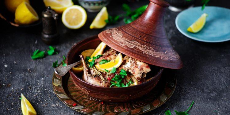 coniglio al limone: secondo piatto sano e leggero