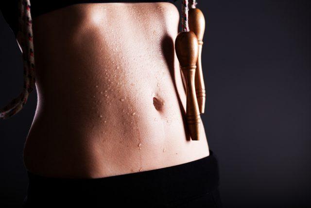 La posizione di vene di gravidanza è gonfiata