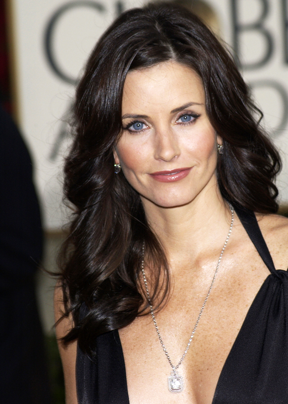 Courtney Cox consigli fitness