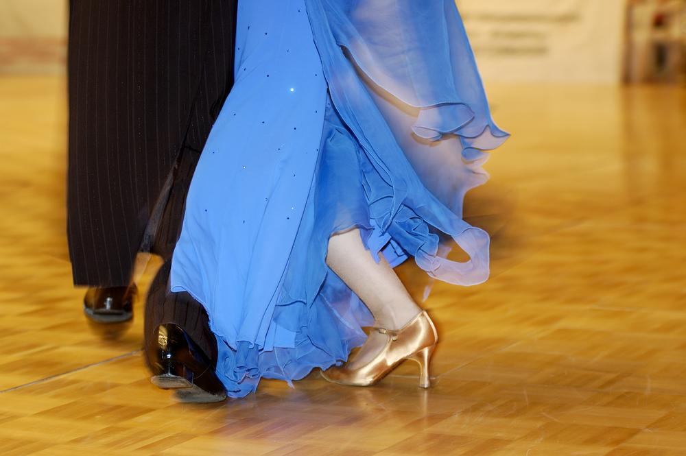 danza da salotto per combattere invecchiamento
