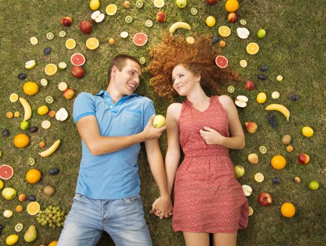 dieta per la coppia
