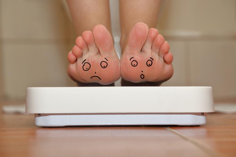 dimagrire a dieta perdere grassi e non acqua