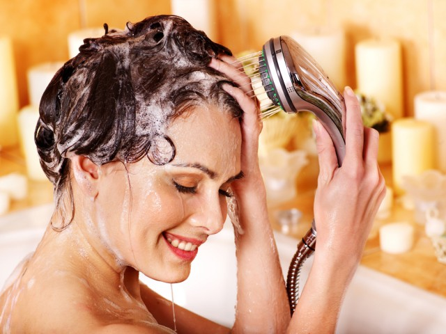 dopo shampoo fai da te alla lavanda