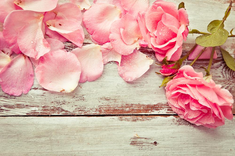 fare il tonico per il viso in casa con petali di rosa