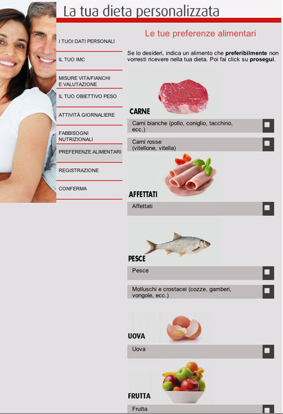 dieta melarossa