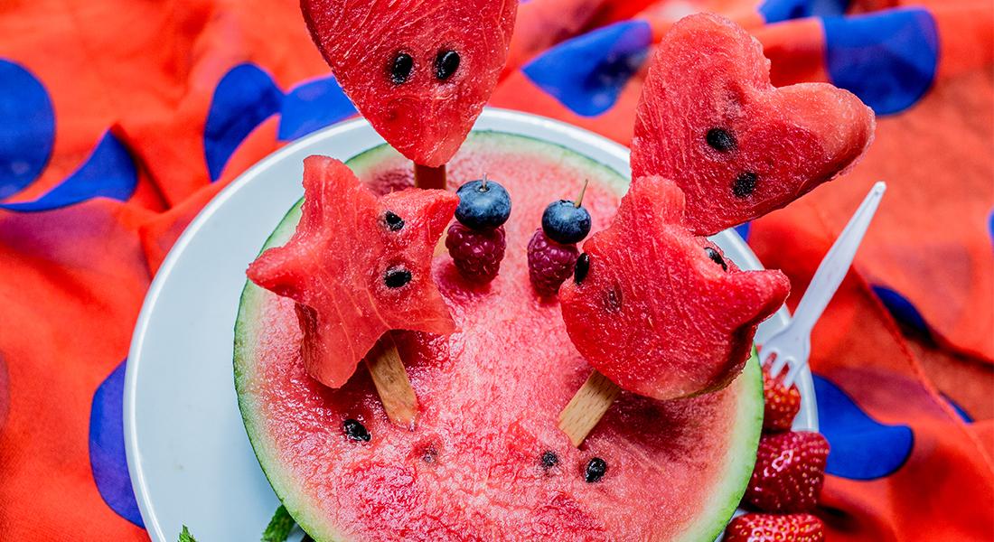 merende per bambini 5 idee spuntini con la frutta