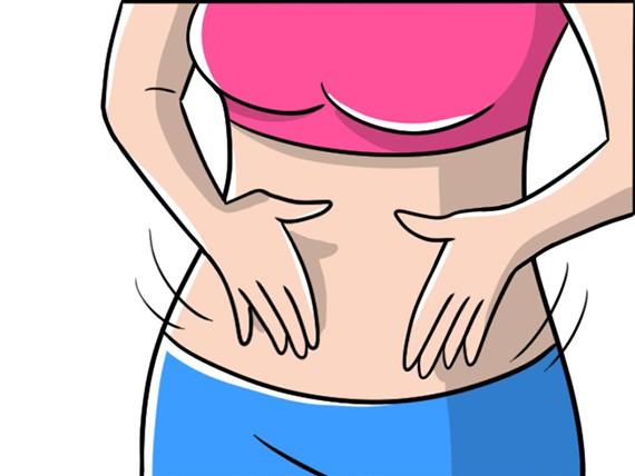 massaggio pancia piatta fase 8