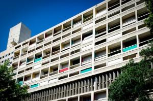 palazzo di le corbusier