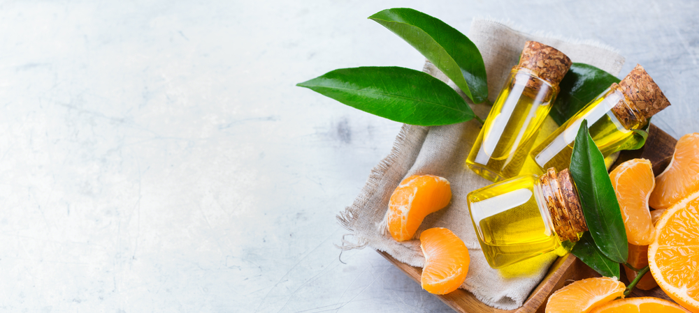 mandarino: olio essenziale, benefici per la pelle