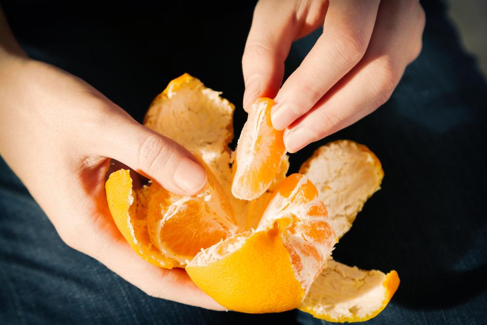 mandarino, fai il pieno di vitamine per combattere l'influenza