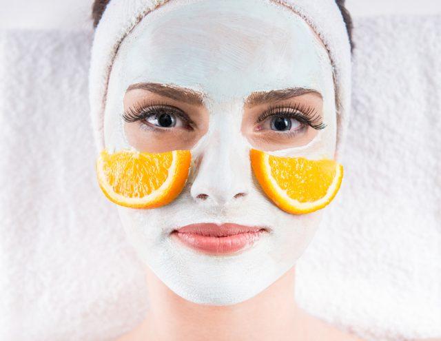 maschere per il viso fai da te
