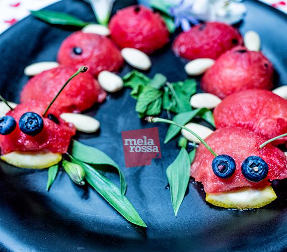 Come far mangiare la frutta a tuo fiiglio