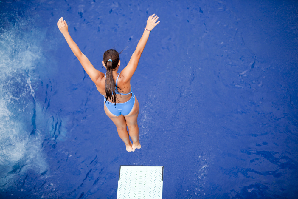 nuoto allenarsi con costanza