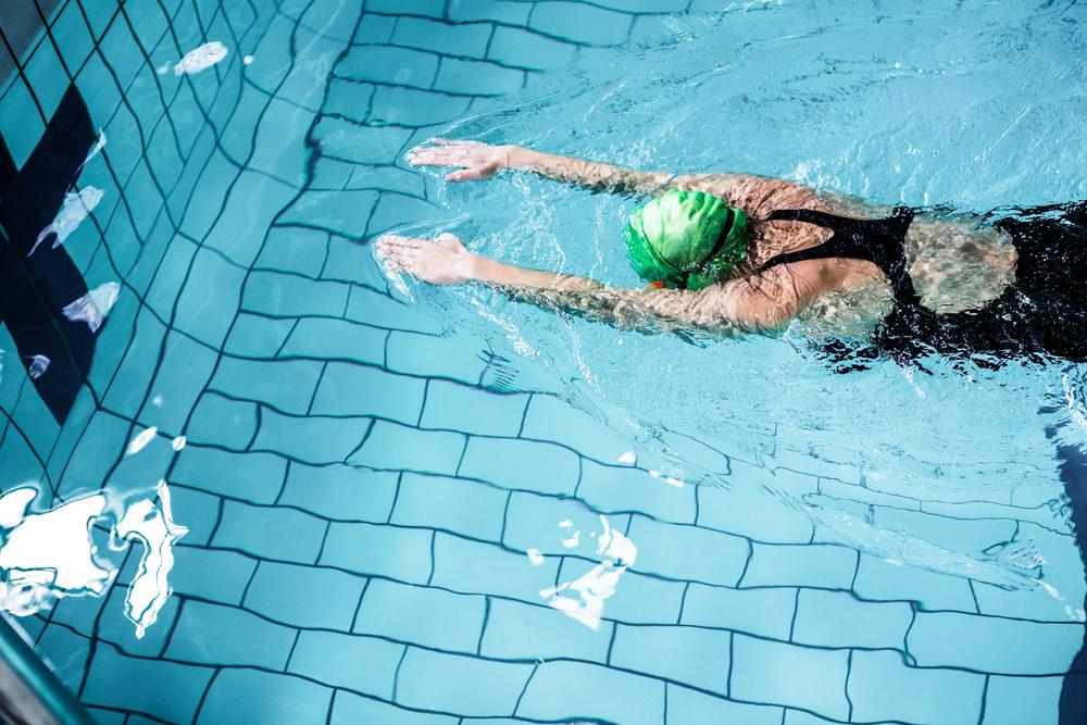 nuoto per combattere invecchiamento
