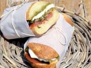 la ricetta del panino mediterraneo