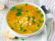 la ricetta pasta e lenticchie con carote e sedano