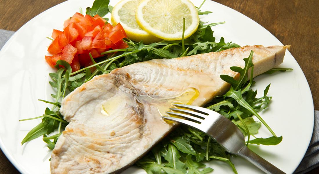 Pesce spada in graticola, con limone - Melarossa