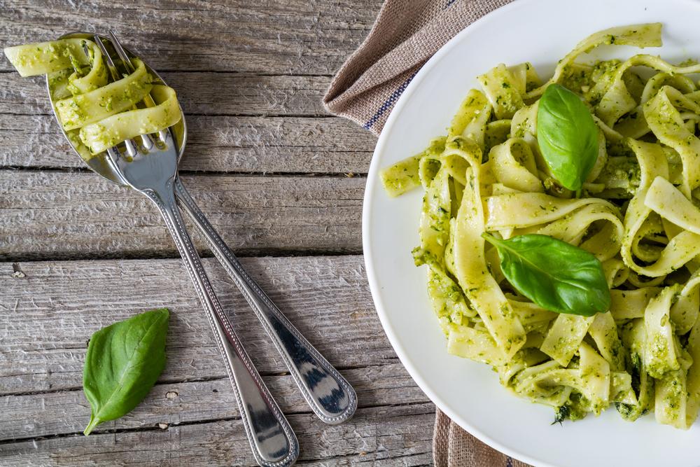 7 ricette di pesto per condire la tua pasta