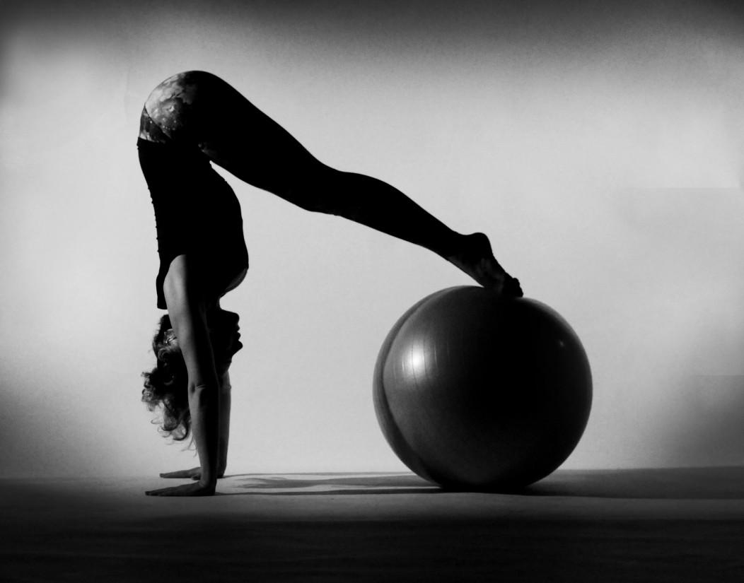pilates posizione