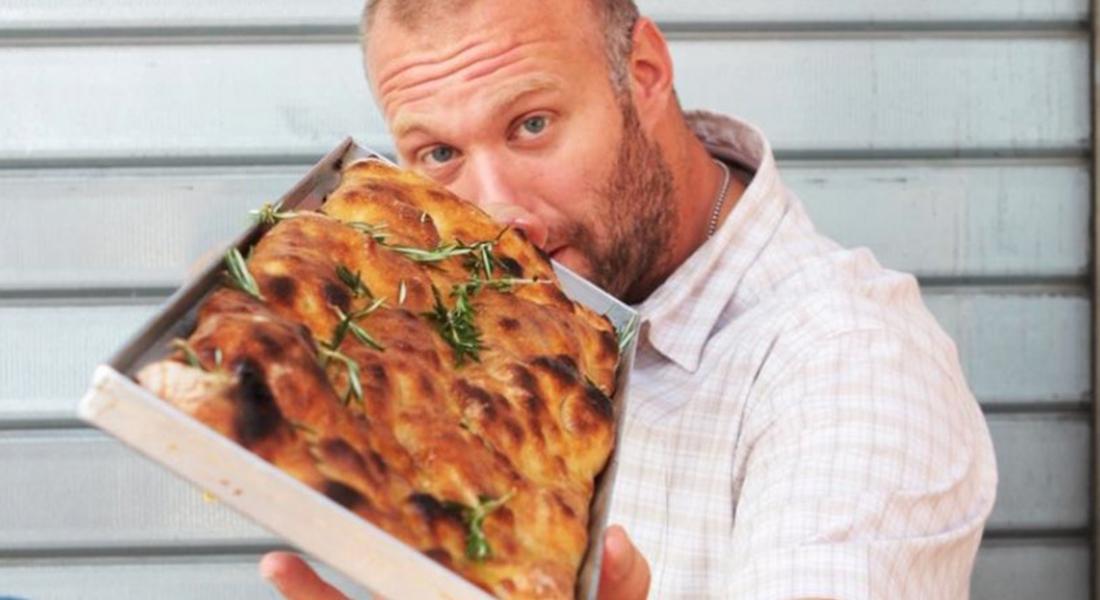 pizza light e pane